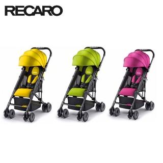 【RECARO】Easylife 嬰幼兒手推車(3色)