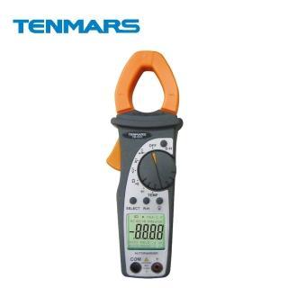 【Tenmars 泰瑪斯】自動換檔HVAC鉤錶 TM-1016 冷凍空調專用(冷凍空調專用鉤錶 鉤錶)