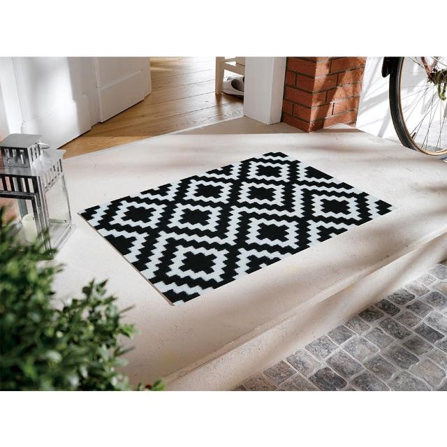 【Kleentex】Kalmar_Kleentex居家設計地墊地毯-50X75cm(可水洗、耐久、不易髒)/