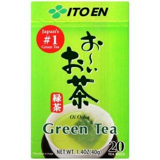 【伊藤園】好喝綠茶包(2g x20入)