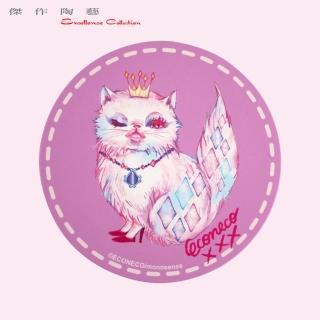 【傑作陶藝】ECONECO Nina coaster 陶瓷吸水杯墊(E09)
