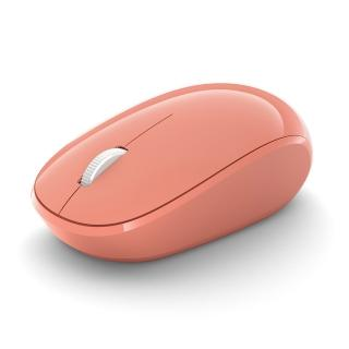 【Microsoft 微軟】精巧藍牙滑鼠(快速配對功能/藍牙5.0LE連線/藍光感應)