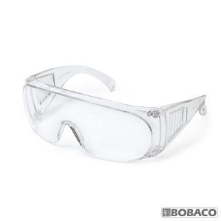 【大船回港】台灣製 強化抗UV安全眼鏡-全包款S10(工作護目鏡/防護眼鏡/防塵護目鏡/透明護目鏡)