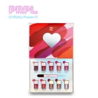 風靡全球PRPL柔霧奶油唇霜彩妝限定禮盒(U)