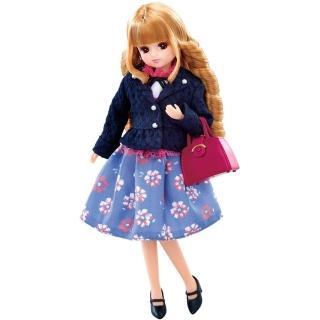【Licca 莉卡娃娃】LD-17 外出千金(女孩 洋娃娃)