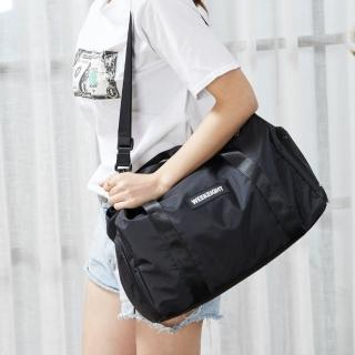 【WEEKEIGHT】運動型多功能乾濕分離設計手提肩背旅行袋/運動背包(小/行李箱拉桿適用)