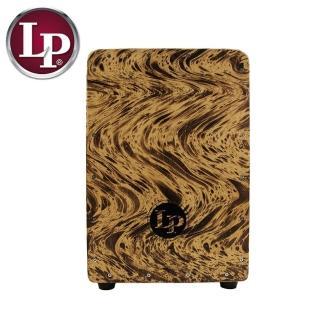 【LP】LPA1332 HC 拉丁手鼓 木箱鼓 咖啡條紋路(台灣總代理公司貨 商品保固有保障)