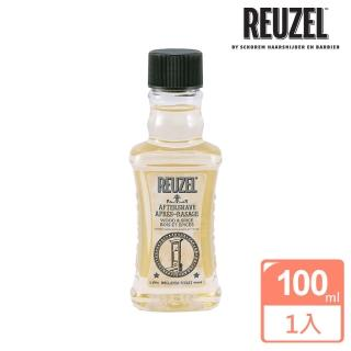 【REUZEL】Wood & Spice Aftershave 保濕舒緩鬍後水 100ml(清新木質調)