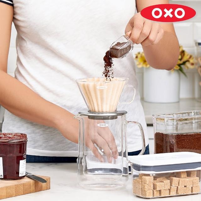 【OXO】POP按壓保鮮盒配件-咖啡量匙30ml/