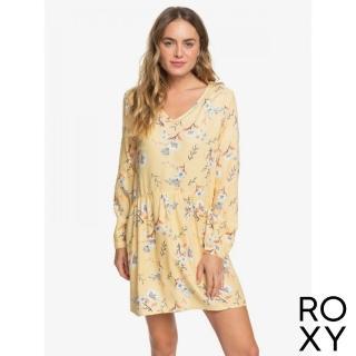 【ROXY】女款 女裝 洋裝 裙子 INDIGO NIGHT(黃色)