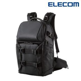 【ELECOM】GRAPH GEAR NEO 專業相機後背包-黑(DGB-P01BK)