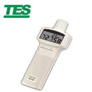 【TES 泰仕】數位式轉速計 RM-1501 RS-232 可連接電腦(數位式轉速計 轉速計)