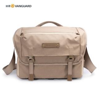 【VANGUARD 精嘉】VEO RANGE 38 復古側背包(雙色可選)