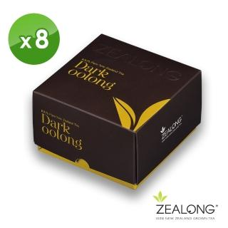 【Zealong 璽龍】炭香有機烏龍茶茶包*8盒組(8入/盒)