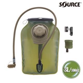 【SOURCE】USMC軍用水袋4325190203 / 3L(UTA進水閥、以色列)