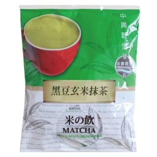 【台灣穀堡】黑豆玄米抹茶(抹茶與酥脆玄米)