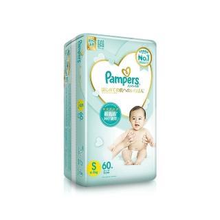 【幫寶適】一級幫 紙尿褲/尿布 S 60片X3包