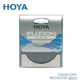 【HOYA】Fusion One 43mm Protector 保護鏡