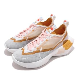 【NIKE 耐吉】休閒鞋 Vista Lite SE 運動 女鞋 厚底 舒適 穿搭 簡約 球鞋 時尚 白 橘(CJ1649-001)