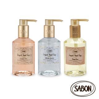 【SABON】洗手乳200ml圓瓶(香味任選)