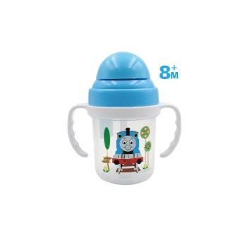 【MIT 出清】湯瑪士 吸管喝水訓練杯(3階段 吸管喝水杯)