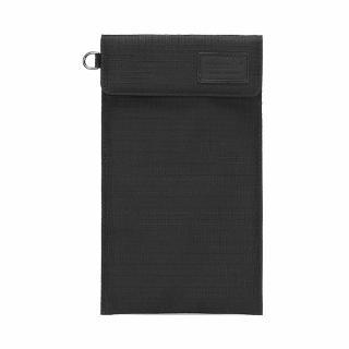 【Pacsafe】SILENT POCKET RFID 車鑰匙靜音保護袋(Jet Black 黑色)