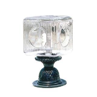 【大巨光】現代風1燈門柱燈(LW-09-5874)