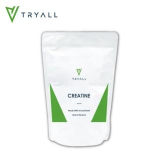 【台灣 Tryall】iCreatine肌酸(500g/包)