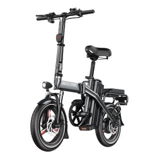 【iFREEGO】F5電動自行車150公里版 電動續航力150公里 電助力續航力高達180公里(電動車 自行車)