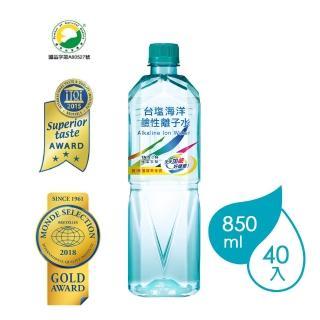 【台鹽】海洋鹼性離子水