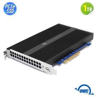 【OWC】OWC Accelsior 4M2 1TB PCIe SSD(含 SoftRAID 可設定 Raid 5)