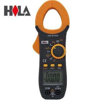 【HILA 海碁】多功能數位交流鉤錶 HA-9140A(數位交流鉤錶 交流鉤錶 鉤錶)