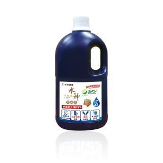 【旺旺水神】抗菌液桶裝水2L