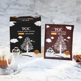 【TGC大尖山】台灣咖啡莊園滴濾式咖啡(9g*5入/盒)