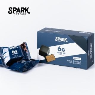 【Spark Protein】Spark Bite優質蛋白巧克力8入-濃粹摩卡(乳清蛋白、乳清、台灣製、高蛋白)
