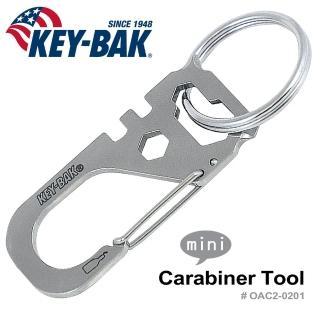 【WCC】KEY BAK Carabiner Tool 多功能工具(#0AC2-0201)