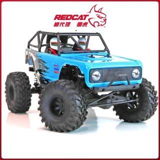 【Redcat Racing 紅貓】WENDIGO 1/10 四驅j無刷攀岩賽車 藍 WENDIGO-BLUE(攀岩車)