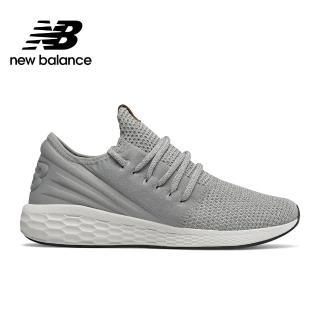 【NEW BALANCE】NB 緩震慢跑運動鞋_MCRZDLG2-D_男鞋_灰色