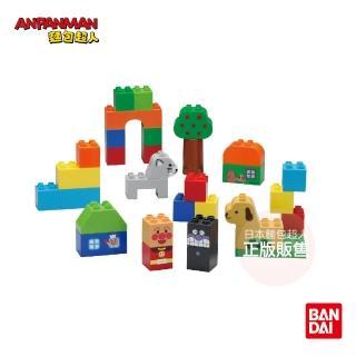 【ANPANMAN 麵包超人】我的第一個積木樂趣盒