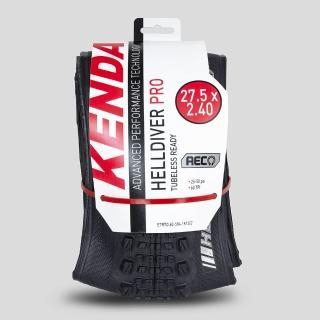 【KENDA 建大】地嶽快克Helldiver K1202 登山車胎27.5*2.4(即日起買一條外胎送一中華隊聯名水壺 送完為止)