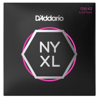 【DADDARIO】NYXL 09-42 電吉他弦(適用於所有類型)
