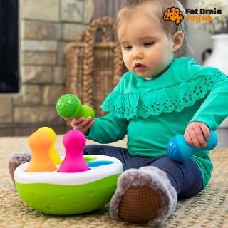 【FatBrain】旋轉不倒翁(頭輕腳重小巧可愛的旋轉碗)