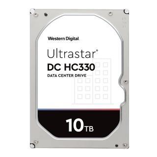 【WD 威騰】Ultrastar HC330 10TB 3.5吋 企業級硬碟