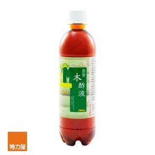【特力屋】農發EM木酢液500cc預防蟲害