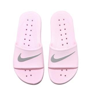 【NIKE 耐吉】WMNS KAWA SHOWER 女款 防水 運動 涼拖鞋 粉 832655601
