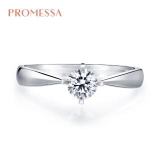 【點睛品】Promessa 如一系列 GIA30分 經典18K金鑽戒