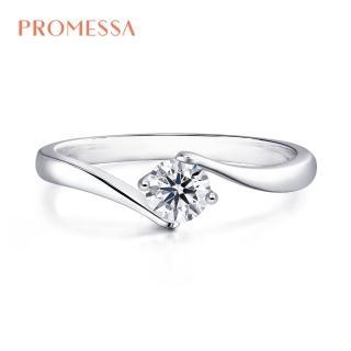 【點睛品】Promessa 如一系列 GIA30分 18K金鑽戒