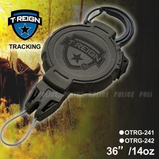【WCC】T-Reign系列  XD任務裝備伸縮繫繩 Tracking(#0TRG)