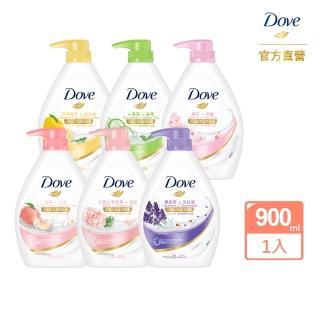 【Dove 多芬】go fresh 系列沐浴乳1000ML(9款任選)