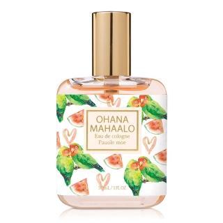 【OHANA MAHAALO】呢喃相守輕香水30ml(原廠公司貨)